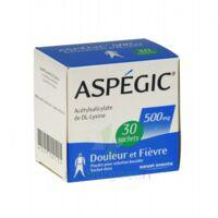 Aspegic 500 Mg, Poudre Pour Solution Buvable En Sachet-dose 30 à VILLERS-LE-LAC