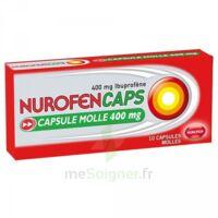 Nurofencaps 400 Mg Caps Molle Plq/10 à VILLERS-LE-LAC