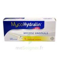 Mycohydralin 500 Mg, Comprimé Vaginal à VILLERS-LE-LAC