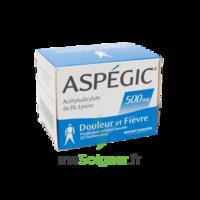 Aspegic 500 Mg, Poudre Pour Solution Buvable En Sachet-dose 20 à VILLERS-LE-LAC