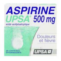 Aspirine Upsa 500 Mg, Comprimé Effervescent à VILLERS-LE-LAC