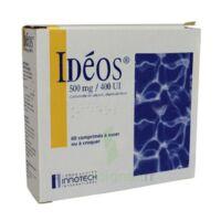 Ideos 500 Mg/400 Ui, Comprimé à Sucer Ou à Croquer à VILLERS-LE-LAC