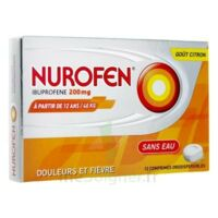 Nurofen 200 Mg, Comprimé Orodispersible à VILLERS-LE-LAC