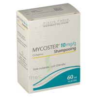 Mycoster 10 Mg/g Shampooing Fl/60ml à VILLERS-LE-LAC