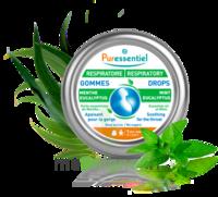 Puressentiel Respiratoire Gommes Menthe-eucalyptus Respiratoire - 45 G à VILLERS-LE-LAC