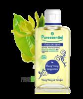 Puressentiel Bien-être Huile de massage BIO** Eveil des sens - Ylang Ylang - Gingembre - 100 ml à VILLERS-LE-LAC