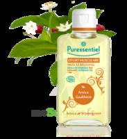 Puressentiel Articulations & Muscles Huile De Massage Bio** Effort Musculaire - Arnica - Gaulthérie - 100 Ml à VILLERS-LE-LAC