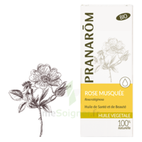 Pranarom Huile Végétale Rose Musquée 50ml à VILLERS-LE-LAC