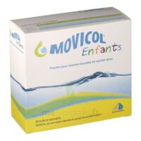 Movicol Enfants, Poudre Pour Solution Buvable En Sachet-dose à VILLERS-LE-LAC