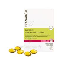 PRANAROM OLEOCAPS 5 Caps confort gynécologique & urinaire à VILLERS-LE-LAC