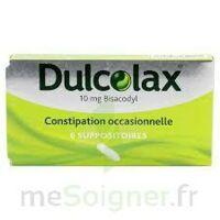Dulcolax 10 Mg, Suppositoire à VILLERS-LE-LAC
