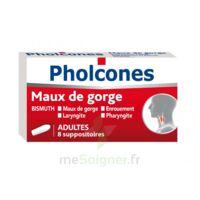 Pholcones Bismuth Adultes, Suppositoire à VILLERS-LE-LAC