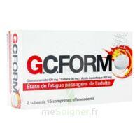 GCFORM, comprimé effervescent à VILLERS-LE-LAC