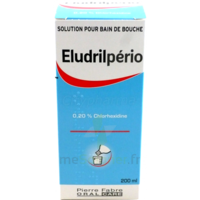 Eludrilperio 0,2 %, Solution Pour Bain De Bouche à VILLERS-LE-LAC