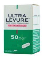 ULTRA-LEVURE 50 mg Gélules Fl/50 à VILLERS-LE-LAC