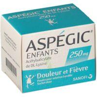 Aspegic Enfants 250, Poudre Pour Solution Buvable En Sachet-dose à VILLERS-LE-LAC