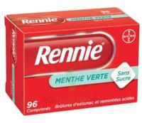 RENNIE SANS SUCRE, comprimé à croquer à VILLERS-LE-LAC