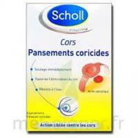 Scholl Pansements coricides cors à VILLERS-LE-LAC