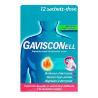 GAVISCONELL Suspension buvable sachet-dose menthe sans sucre 12Sach/10ml à VILLERS-LE-LAC