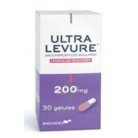 ULTRA-LEVURE 200 mg Gélules Fl/30 à VILLERS-LE-LAC