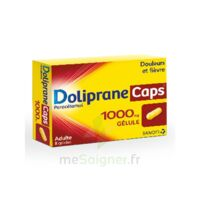 Dolipranecaps 1000 Mg Gélules Plq/8 à VILLERS-LE-LAC