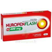NUROFENFLASH 400 mg Comprimés pelliculés Plq/12 à VILLERS-LE-LAC