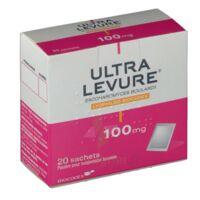 Ultra-levure 100 Mg Poudre Pour Suspension Buvable En Sachet B/20 à VILLERS-LE-LAC