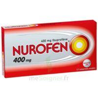 NUROFEN 400 mg Comprimés enrobés Plq/12 à VILLERS-LE-LAC