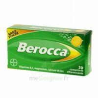 Berocca Comprimés effervescents sans sucre T/30 à VILLERS-LE-LAC