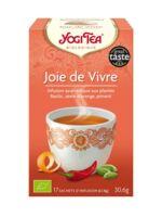 Yogi Tea Joie De Vivre à VILLERS-LE-LAC