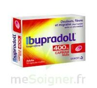 IBUPRADOLL 400 mg Caps molle Plq/10 à VILLERS-LE-LAC