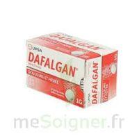 Dafalgan 1000 Mg Comprimés Effervescents B/8 à VILLERS-LE-LAC
