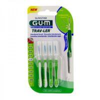 Gum Trav - Ler, 1,1 Mm, Manche Vert , Blister 4 à VILLERS-LE-LAC