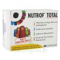 Nutrof Total Caps Visée Oculaire B/60 à VILLERS-LE-LAC