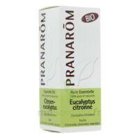 Huile Essentielle Eucalyptus Citronne Bio Pranarom 10 Ml à VILLERS-LE-LAC