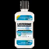 Listerine Professionnel Bain Bouche Traitement Sensibilité 500ml à VILLERS-LE-LAC