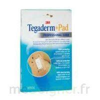 Tegaderm + Pad, 9 Cm X 10 Cm , Bt 5 à VILLERS-LE-LAC