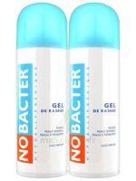 Nobacter Gel De Rasage Peau Sensible 2*150ml à VILLERS-LE-LAC