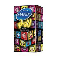 Manix Play Préservatif Avec Réservoir Lubrifié B/16 à VILLERS-LE-LAC