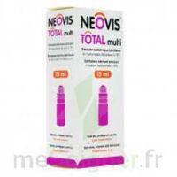 Neovis Total Multi S Ophtalmique Lubrifiante Pour Instillation Oculaire Fl/15ml à VILLERS-LE-LAC