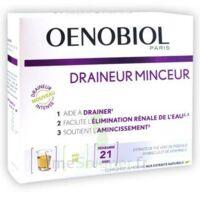 Oenobiol Draineur Poudre Thé Sticks/21 à VILLERS-LE-LAC