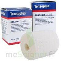 Tensoplus Bande Cohésive Blanc 8cmx3m à VILLERS-LE-LAC