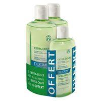Ducray Shampooing Extra Doux Usage Fréquent 2*fl/400ml+fl/200ml à VILLERS-LE-LAC