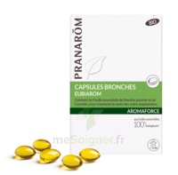 Aromaforce Caps bronches bio B/30 à VILLERS-LE-LAC