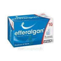 Efferalganmed 1 G Cpr Eff T/8 à VILLERS-LE-LAC