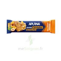 Apurna Barre énergie croustillante orange noisettes 35g à VILLERS-LE-LAC
