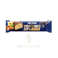 Apurna Barre hyperprotéinée moelleuse vanille amande 45g à VILLERS-LE-LAC