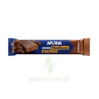Apurna Barre énergie moelleuse chocolat 40g à VILLERS-LE-LAC