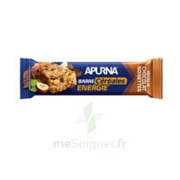 Apurna Barre énergie croustillante Pépites de chocolat noisettes 35g à VILLERS-LE-LAC