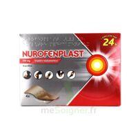 NUROFENPLAST 200 mg Emplâtre médic 4Sach à VILLERS-LE-LAC